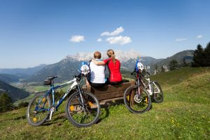 Mountainbike Tirol