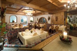 Restaurant im Hotel Obermair Fieberbrunn